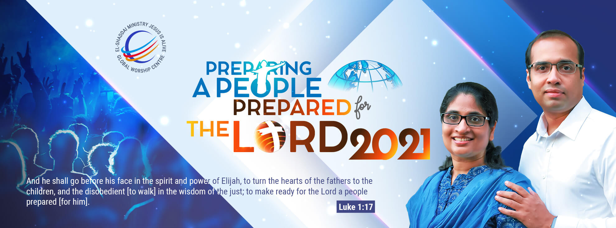 Preparing a People prepared for the Lord 2021
